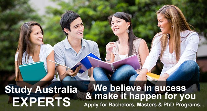 study abroad experts - apply for bachelors, masters and Phd